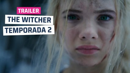 Trailer The Witcher Temporada 2