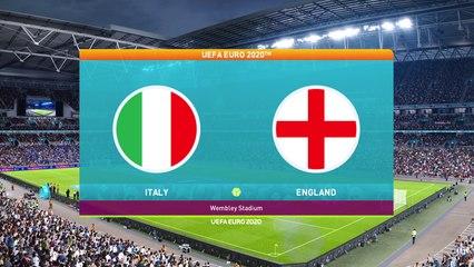 ⚽UEFA Euro 2020 –  Italy vs. England  - CPU Prediction – The Koalition