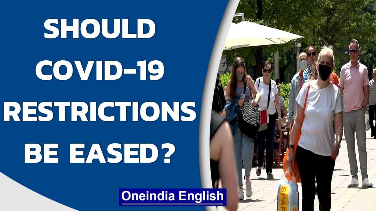 Covid-19: When should Europe lift restrictions| Coronavirus variants | OneIndia News