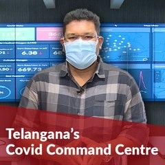TNM visits Hyderabad's COVID-19 Command Control Centre