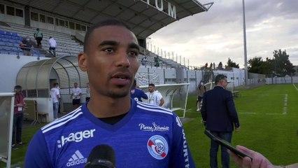 "Alexander Djiku : ""C'est la patte du coach"""