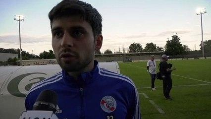 """Sanjin Prcic :  """"Appliquer ce que le coach veut mettre en place"""""""
