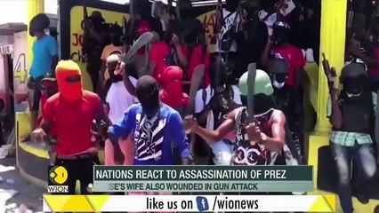 President of Haiti assassinated in private residence Interim PM  Jovenel Moise  English News