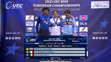 #EuroBMX21 | Highlights Men Junior