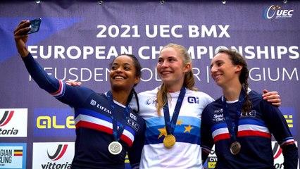 EuroBMX21 | Highlights Women Elite