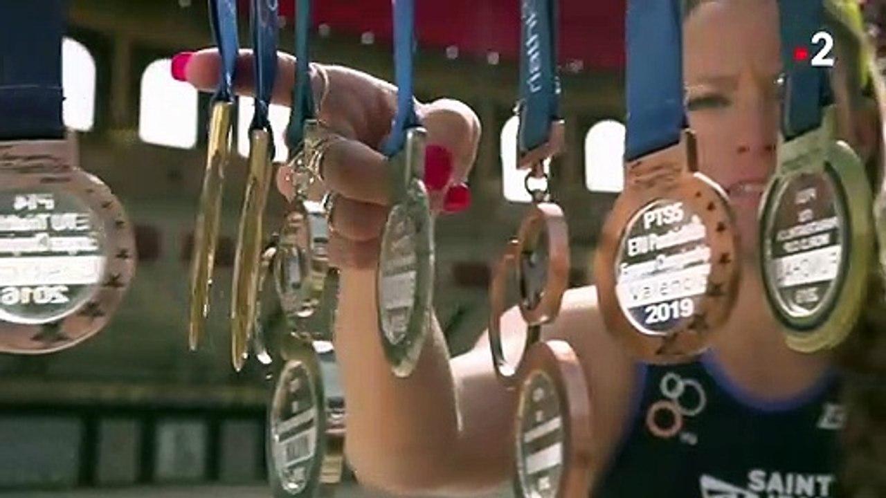"""Jeux paralympiques : 12 portraits d'athlètes dans """"Incassable"""" - Vidéo  Dailymotion"""