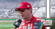 Kyle Busch on Chastain: 'Shows you want kind of driver he is'