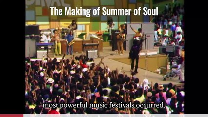 The Making of Summer of Soul (Captioned)
