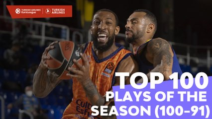 Top 100 Plays of the Season (100-91)