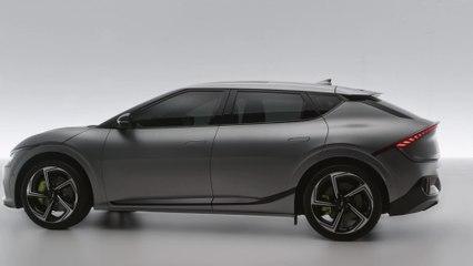 El nuevo Kia EV6