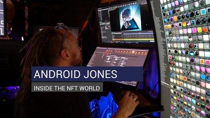 Android Jones: Inside The NFT World