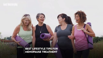 Best Lifestyle Tips for Menopause Treatment