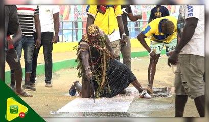 Touss : Thiate boy Bambara met le feu à l'arène nationale