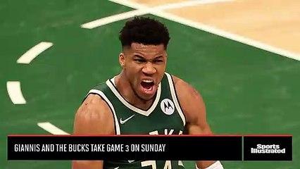 NBA Finals Suns-Bucks