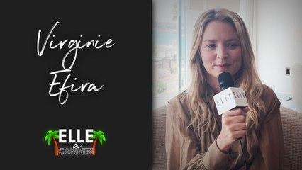 """Cannes 2021 : Virginie Efira, """"Il ne faut pas filmer une scène de sexe comme quelque chose d'illustratif, ça n'a aucun intérêt"""""""
