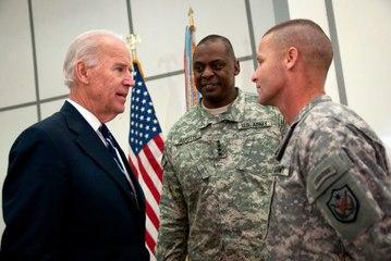 Biden anuncia que se espera que el ejército estadounidense se retire de Afganistán