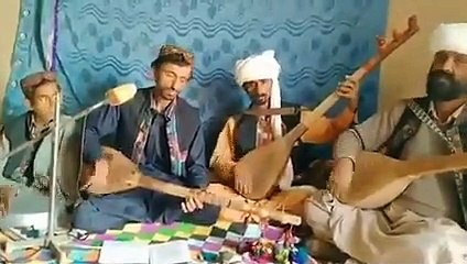 Hindi song with Balochi music