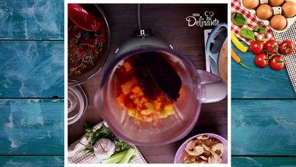 ¡Recetas Mexicanas con CAMARÓN! | Cocina Delirante