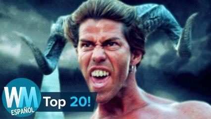 ¡Top 20 PEORES Películas basadas en Videojuegos!