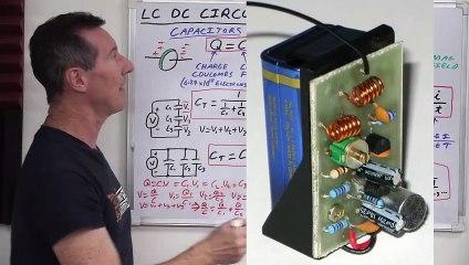 EEVblog 1406 - DC Circuit Transients Fundamentals