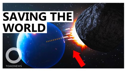 China's Plan to Save the World From Apocalyptic Asteroids