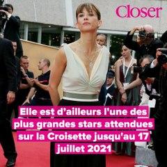 Festival de Cannes : les meilleurs looks de Sophie Marceau