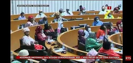 Code électoral : Adji Mbergane Kanouté liste les arguments de la majorité