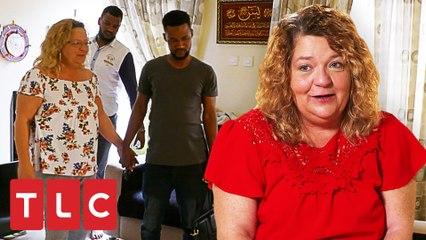 Usman y Lisa terminan discutiendo y peleando | Todo en 90 Días: Antes del Viaje | TLC Latinoamérica