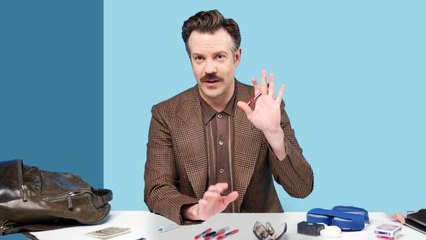 10 Things Jason Sudeikis Can't Live Without