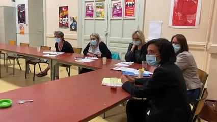 Les soignants contraints de se faire vacciner - Reportage TL7 - TL7, Télévision loire 7