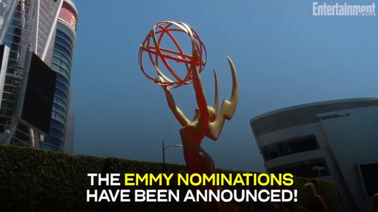 The 2021 Emmy Nominations: Here Are the Highlights - video ...