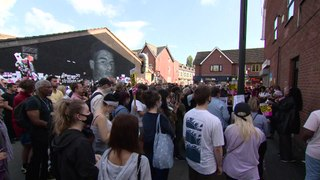Anti Racism demo brings Withington together to support Marcus Rashford