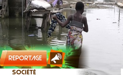 Inondation : le calvaire que vit la population de Gonzagueville