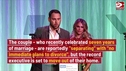 Scooter Braun Moving Out Of Family Home After Marriage Split