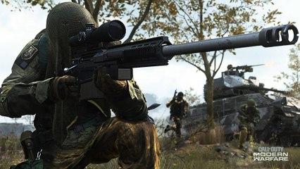Wir ranken jede Sniper in Warzone