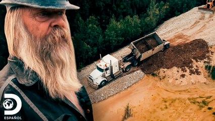 Avería en un dique obliga a los Beets a detener 3 plantas | Fiebre del Oro | Discovery En Español
