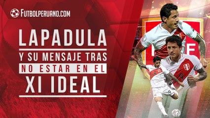 Gianluca Lapadula y su mensaje tras conocer el once ideal de la Copa América 2021