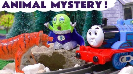 Funny Funlings Animal Mystery Stop Motion Toy Episode in this Family Friendly Full Episode English Toy Story Video for Kids by Kid Friendly Family Channel Toy Trains 4U