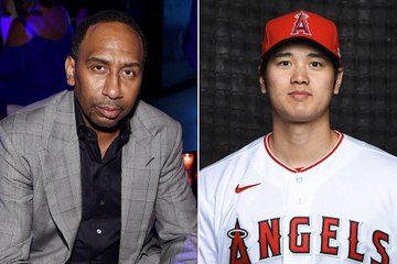 ESPN's Stephen A. Smith Offers Apology to Angels' Ohtani
