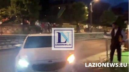 Luis Alberto raggiunge la Lazio ad Auronzo