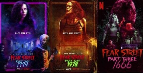 Crítica de la trilogía 'La calle del terror' de Netflix: ¿lo mejor de 2021?