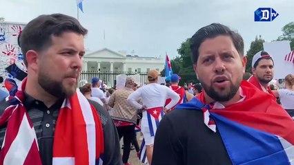 """Los Pichy Boys: """"Pedimos a Biden que nos ayude a liberar a Cuba"""""""