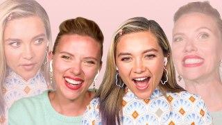 Scarlett Johansson and Florence Pugh Take a Friendship Test