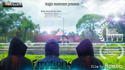 Emotions  _ Video Art On Sound And Music _ Romeo _ Abhiram  _ Charles