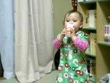 Iris a toujours soif comme Sumire, ^^