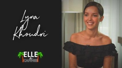 Cannes 2021 : Lyna Khoudri, « Timothée Chalamet est un jeune acteur très talentueux et drôle »
