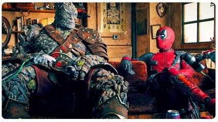 DEADPOOL 3 Teaser - Deadpool and Korg React to FREE GUY