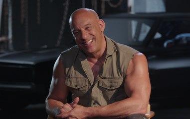 Vin Diesel : Paul Walker, his son, Fast 9, Dom Toretto - interview confidence vost