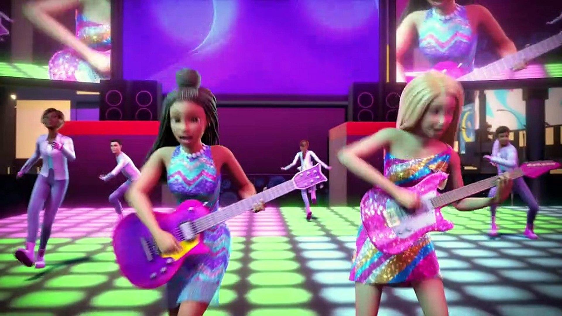 Barbie Big City Big Dreams Trailer Video Dailymotion