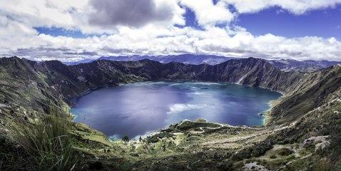 Las maravillas naturales de Ecuador